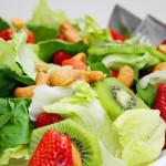 Uma bela salada!