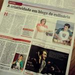 Sabor Sonoro no Jornal Correio de Uberlândia