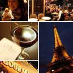 Na Estrada: Paris – 1ºparte