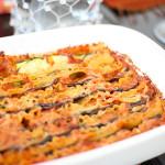 Na cozinha da Alice #4 – Lasanha de verduras!