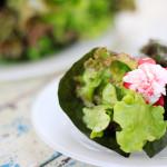 Na cozinha da Alice #9 – Saladas vestidas pra festa!