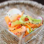 Mais uma salada de verão