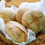 Pão de Curry e Coco