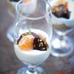 A Cozinha da Alice – Barquinhos de endívia com mini arroz e sobremesa de mexerica