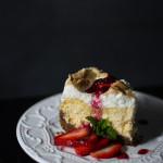 Uma receita de Cheesecake