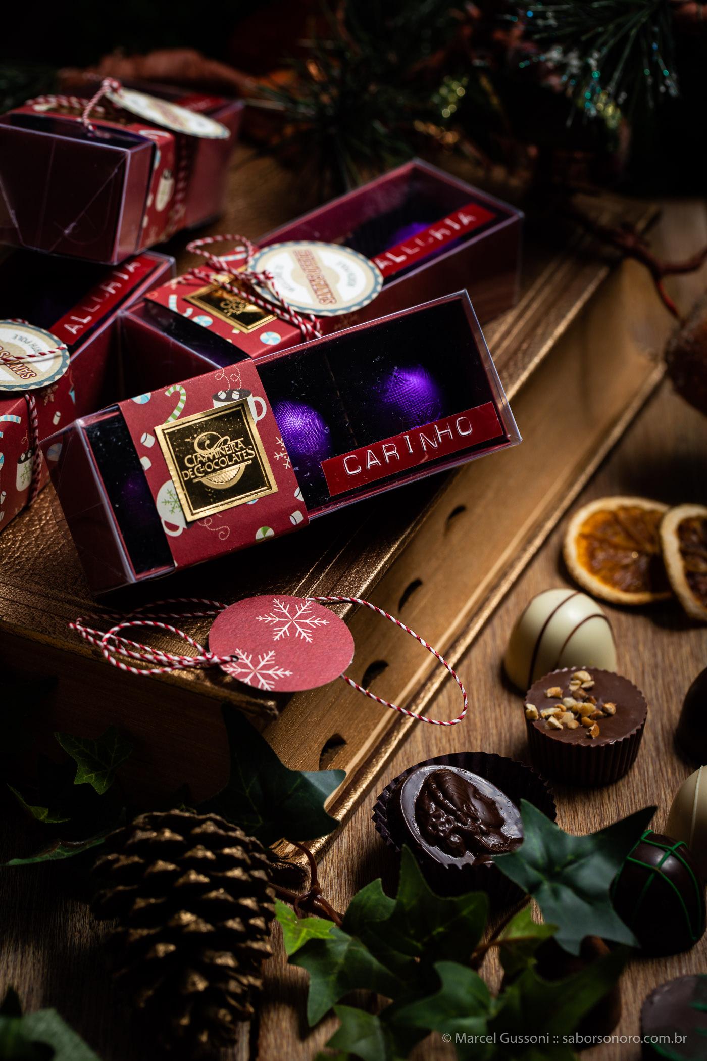 Cia. Mineira de Chocolates