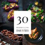 30 receitas para o Dia das Mães